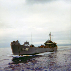 39 LST 848 from LST-836 1965_1