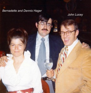 83 Bernie and Dennis Hager with John Lucey circa 1975 at hot_1