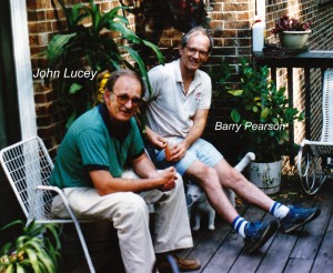 89 John Lucey and Barry Pearson JC reunion 1987_1